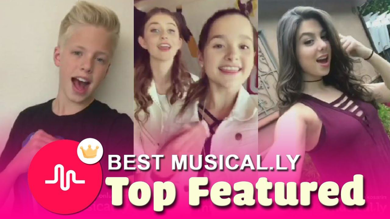 Best Musical.ly Top Featured Users